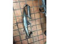 Scorpion exhaust for sale £50 or swap's Gilera runner typhoon