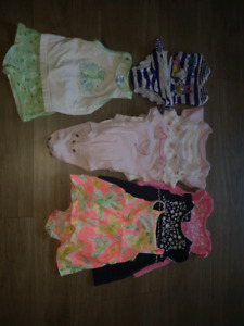 3 months girl - summer clothing