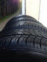 205-60-R15 All Season Tires Over 80% Tread