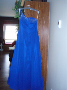 Gown, Royal blue, suitable for mother of bride, cruise, formal