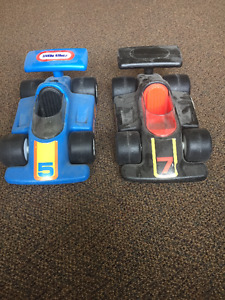 Little Tikes 2 cars