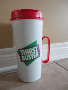 Thirst Busters Jumbo drinks pitcher jug container Brand new