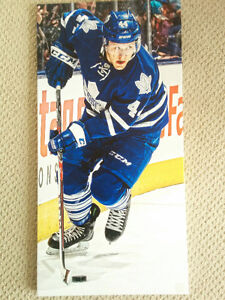 Morgan Rielly - Maple Leafs - Canvas Print