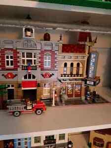 Lego Fire Brigade 10197 excellent condition