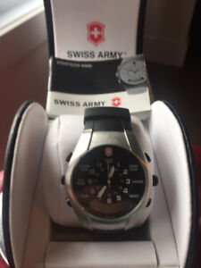 Montre pour homme Swiss Army