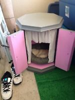 "Dog Bed ""House"""