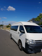 Toyota Hiace Commuter 12 seater Leichhardt Ipswich City Preview