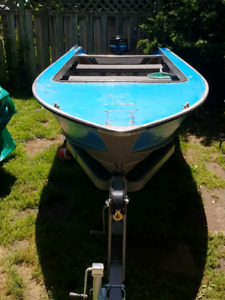 14 ft Starcraft Deep Hull