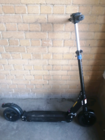 Electric scooter needs battery