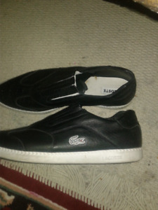 AUTHENTIC LEATHER LACOSTE