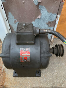 1hp 3 phase 400/440v 2 speed AC Electric Motor