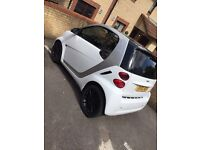 BARGAIN SMARTCAR FORTWO MHD PASSION 1.0 ROAD TAX EXEMPT 1 YEAR MOT