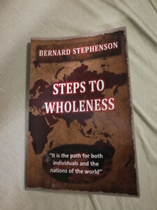 Steps to Wholeness