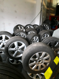 Matching pairs & sets branded tyres car van 4x4 alloy 4 most cars