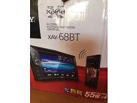 Swaps Sony xav-68bt