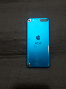 Ipod 5 Blue for super cheap