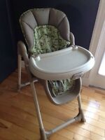 Adjustable Monkey high chair