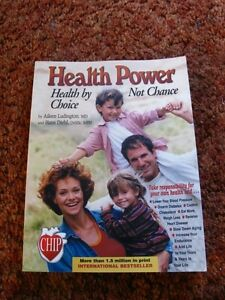HEALTH POWER MEGABOOK, health prevention and recovery, colorful