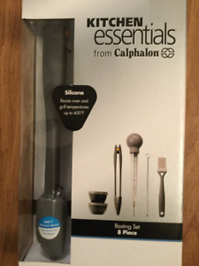 Kitchen Essentials from Calphalon 8 piece Basting Set BNIB!