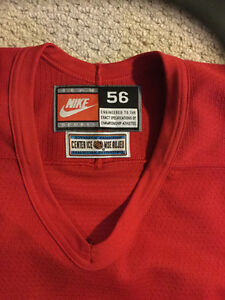 Authentic Nike Detroit Red Wingers Hockey Jersey Kitchener / Waterloo Kitchener Area image 2