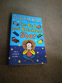 Jacqueline Wilson The Bed and Breakfast 🌟