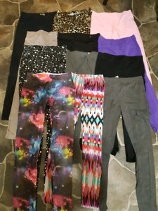 Kids leggings size 10-adult XS from justice, atmosphere and more
