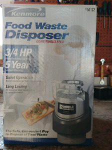 Food Waste Disposer/Garburator