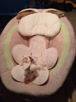 Fisher Price snuggle bunny bouncer