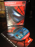 PS2-SPIDER MAN