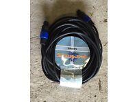 Speakon cables