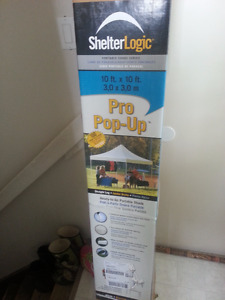 Shelter Logic Pop Up Canopy