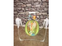 Fisher Price Rainforest Friends Baby/Infant Cradle Swing