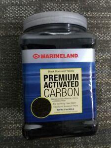 Marineland, Premium Activated Carbon