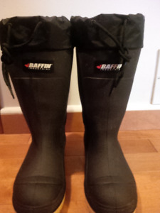 BAFFIN WINTER SAFETY BOOTS (SIZE 7)