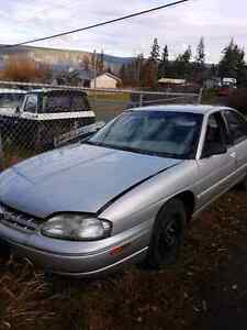 1995 Chevy Lumina 3.1L V6 Williams Lake Cariboo Area image 1