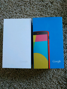 Google Nexus 5 Box