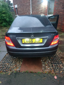 image for Mercedes-Benz C220