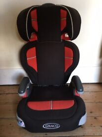 Graco car seat. Used, good condition.