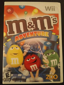 M&M's Adventure for Nintendo Wii