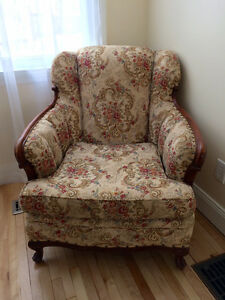 Vintage Antique Couch & Chair Set, $500 OBO