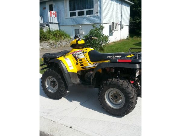 2004 Polaris SPORTSMAN 500 HO