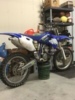 1998 Yamaha YZ400F Own a Piece of HISTORY!