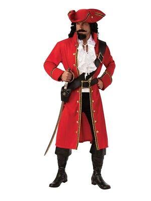 Capitano Pirata Costume Travestimento da Uomo