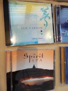 9 Like New Relaxation Ambiance Zen, Spirit & Soul CD's  $3.50/ea Kitchener / Waterloo Kitchener Area image 2