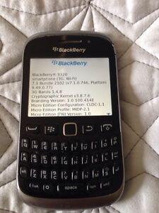 Eastlink Blackberry 9320