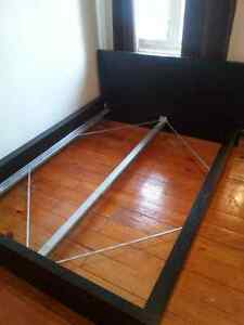 IKEA double bed frame for sale (excellent condition!)