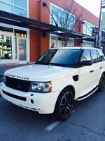 RANGE ROVER SPORT, 116 KM, GPS , MAGS AUTOBIOGRAPHY