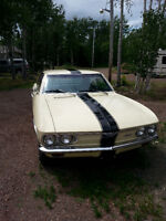 1966 Chevy Corvair for sale