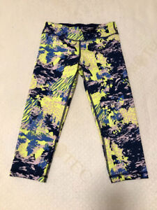 Ivivva Girls Size 12 Leggings