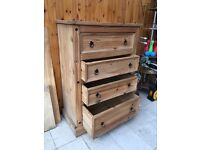 Chest of draws For sale